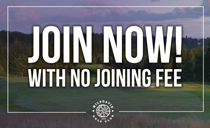 Join now with no Joining fee